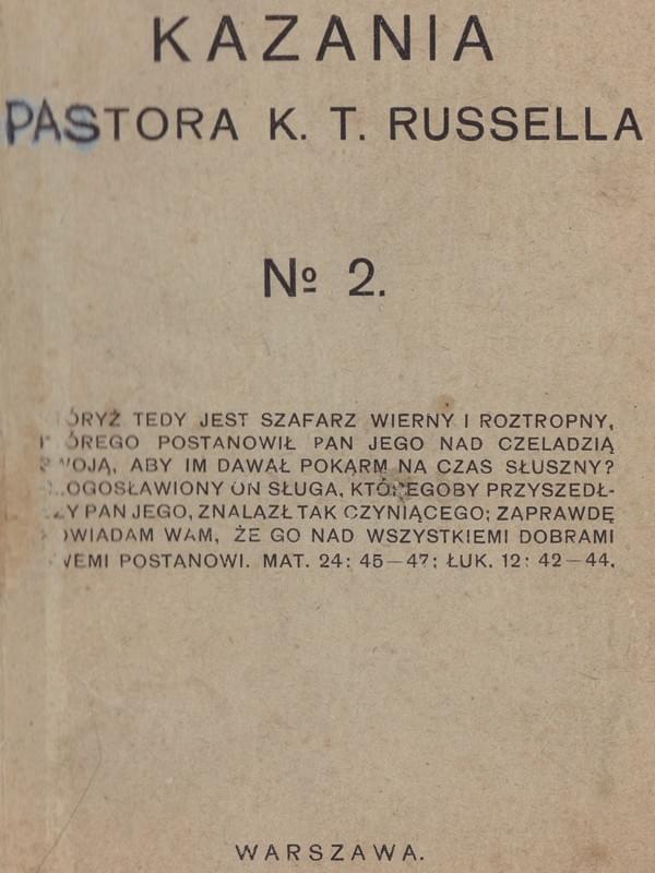 Kazania Russella
