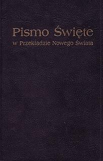 Bibia Świadków Jehowy wyd 1997