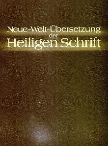 Bibia Świadków Jehowy wyd 1986