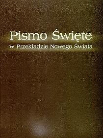 Bibia Świadków Jehowy wyd 1999