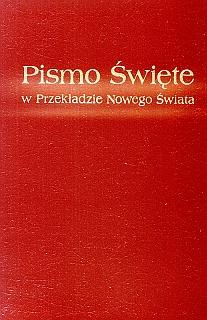 Bibia Świadków Jehowy wyd 2001