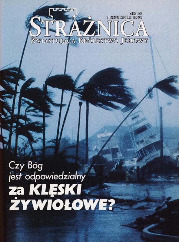 Strażnica 1993 Nr 23