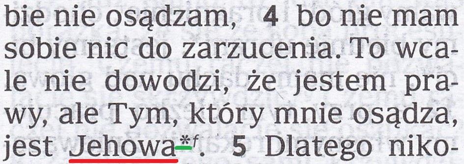 Przekład Nowego Świata wyd. pol. 2018