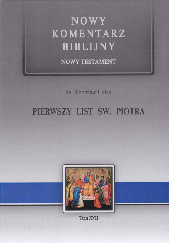 Pierwszy List Świętego Piotra