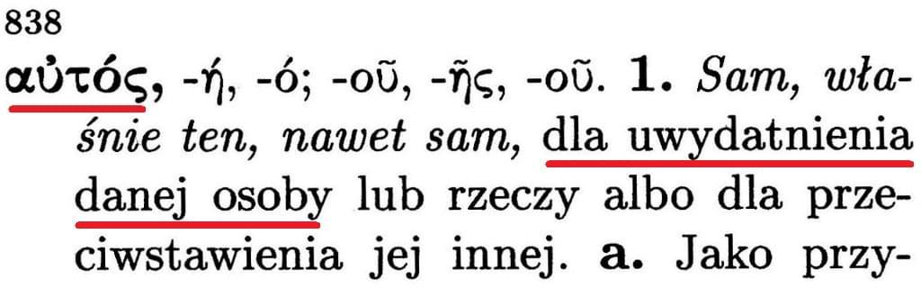 Wielki Słownik Grecko-Polski