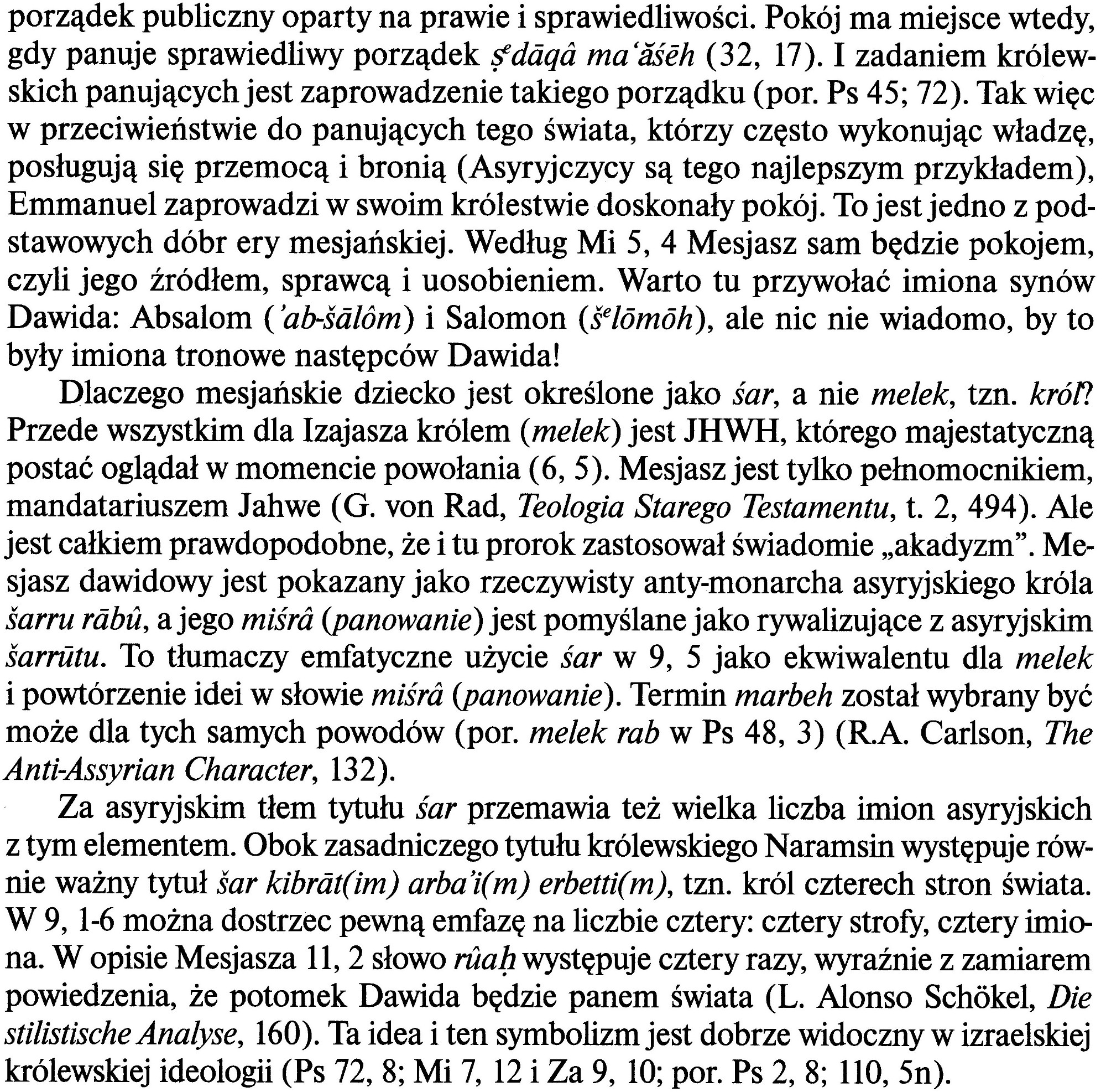 Księga Izajasza cz.I