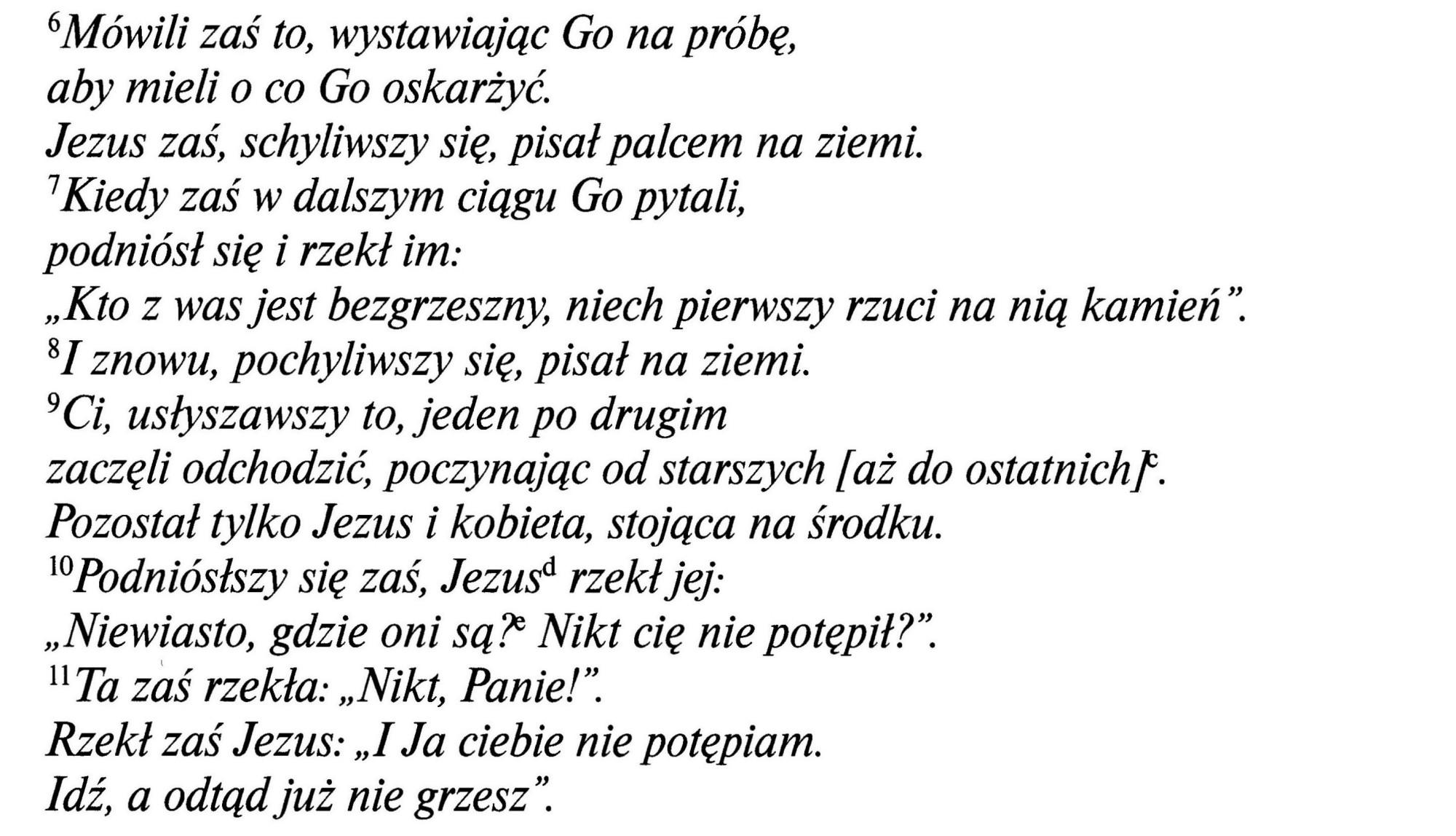 Ewangelia Według Świętego Jana