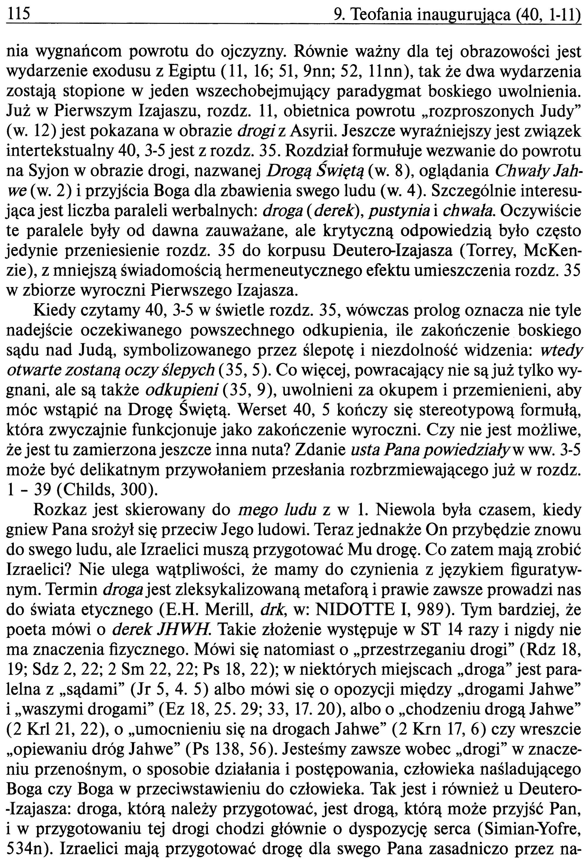 Księga Izajasza rozdziały 40-46 ed. św. Pawła