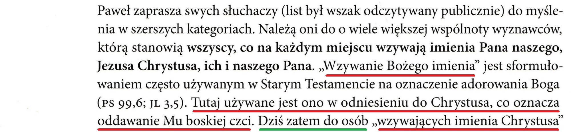 Pierwszy List do Koryntian