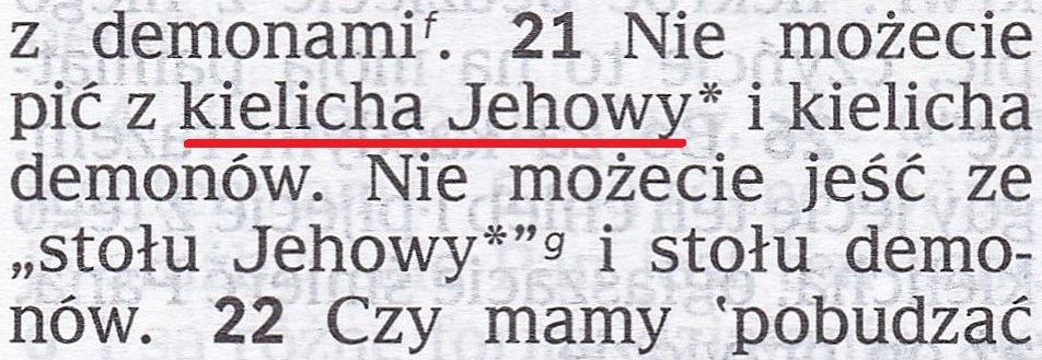 Przekład Nowego Świata wyd. 2018