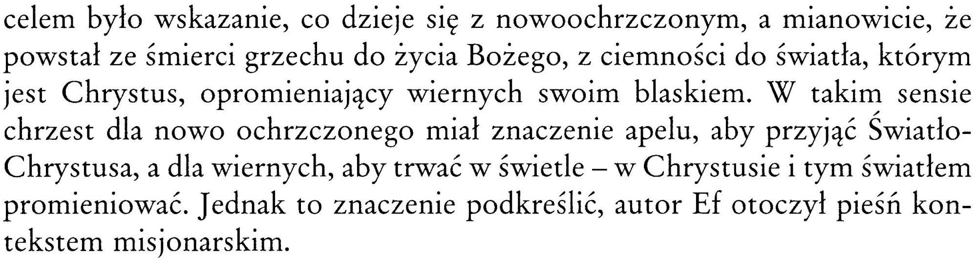List do Efezjan KUL