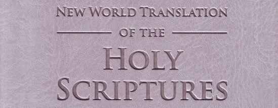 New World Translation of the Holy Scriptures ed.2013