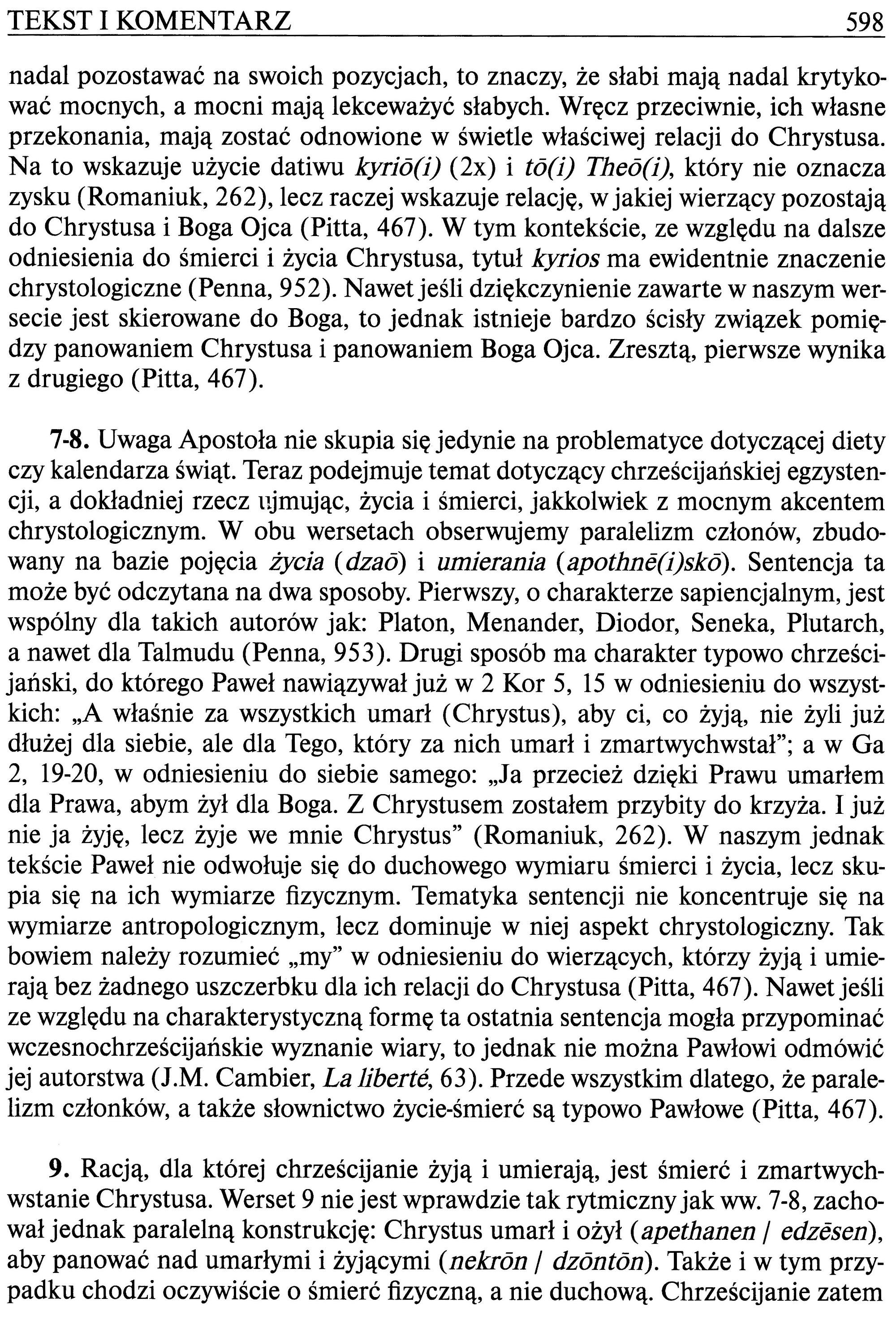 List do Rzymian ed. św. Paweł