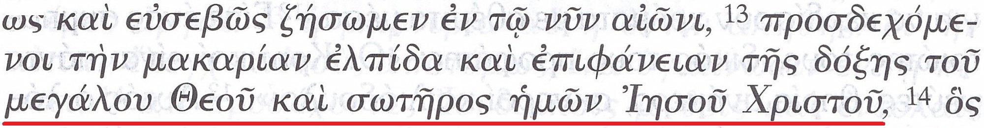 Nowy Testament Grecko-Polski Nestle-Aland