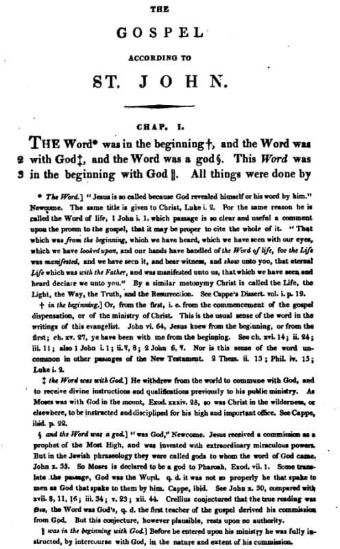 New Testament Improved Version