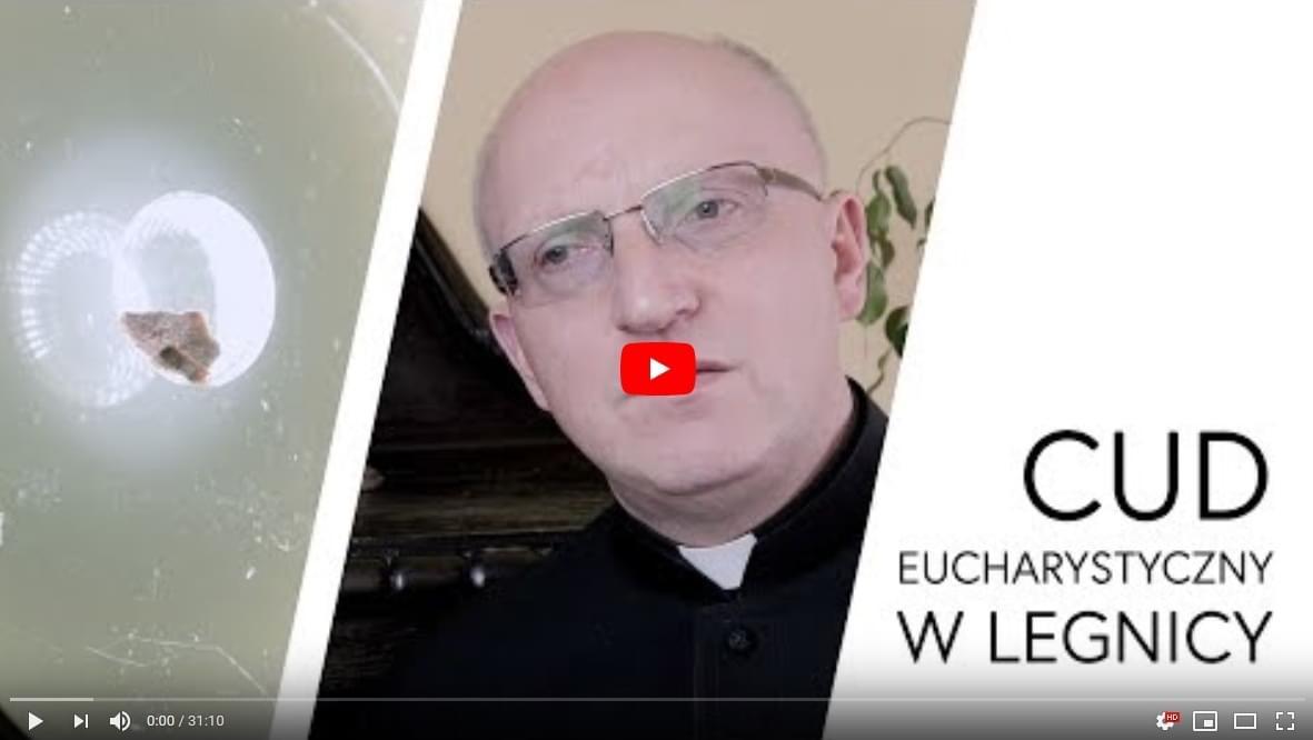 Cud Eucharystyczny w Legnicy