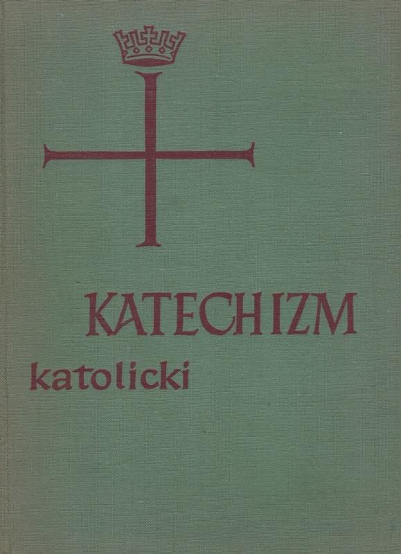 Katechizm katolicki wyd.1957