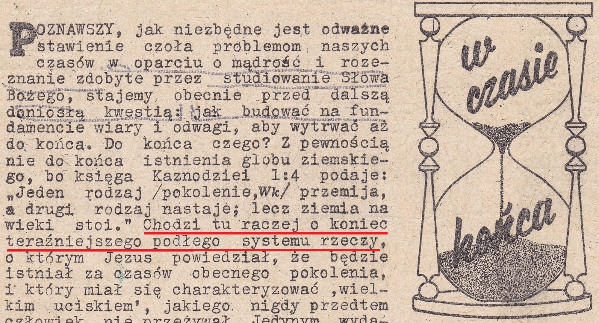 Strażnica 1965 Nr 14