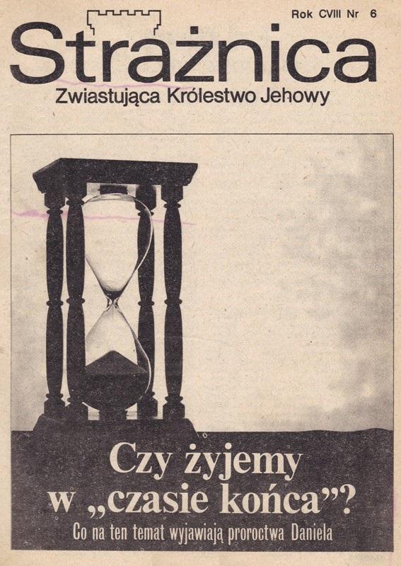 Strażnica 1987 Nr 6