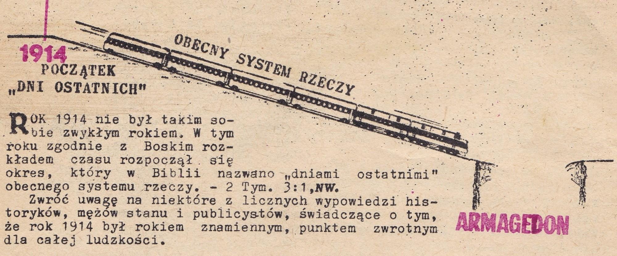 Przebudźcie się! 1970 Nr 1