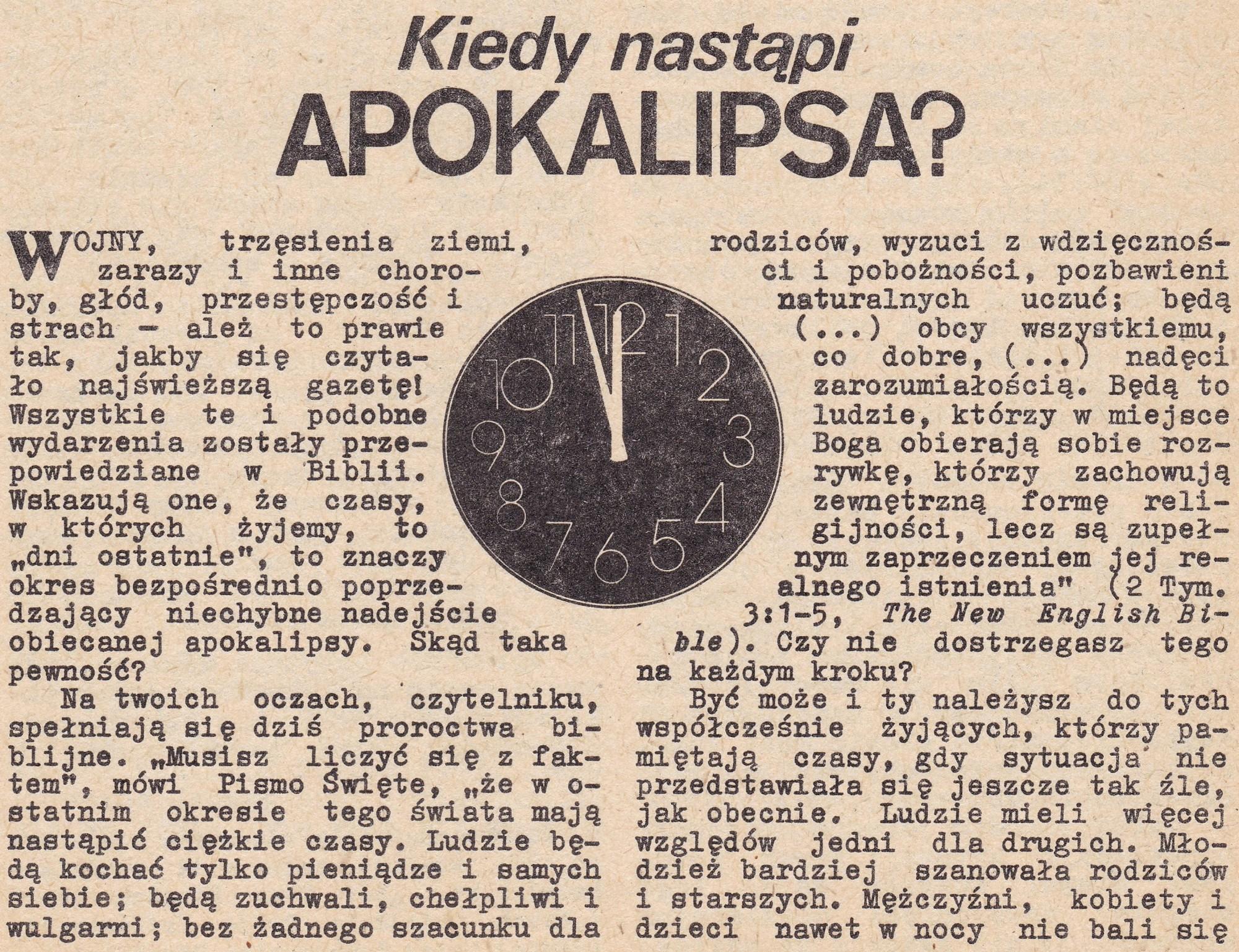 Strażnica 1986 Nr 14