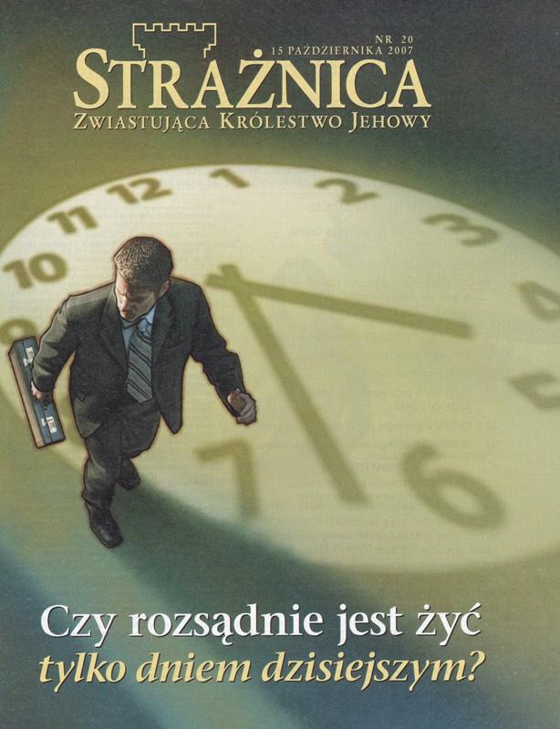 Strażnica 2007 Nr 20