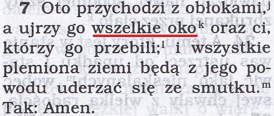 Przekład Nowego Świata wyd. 1997