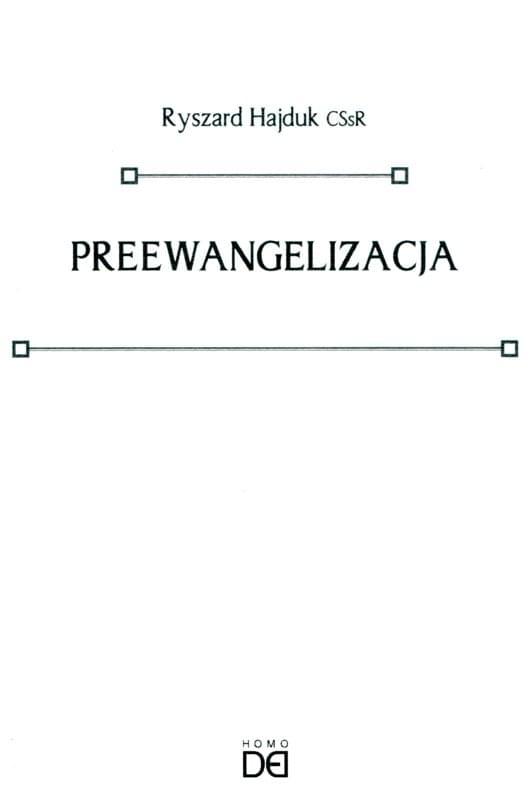 PREEWANGELIZACJA