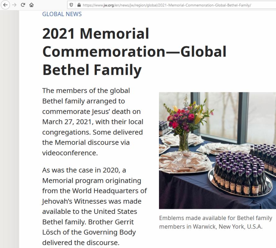 Bethel 2020