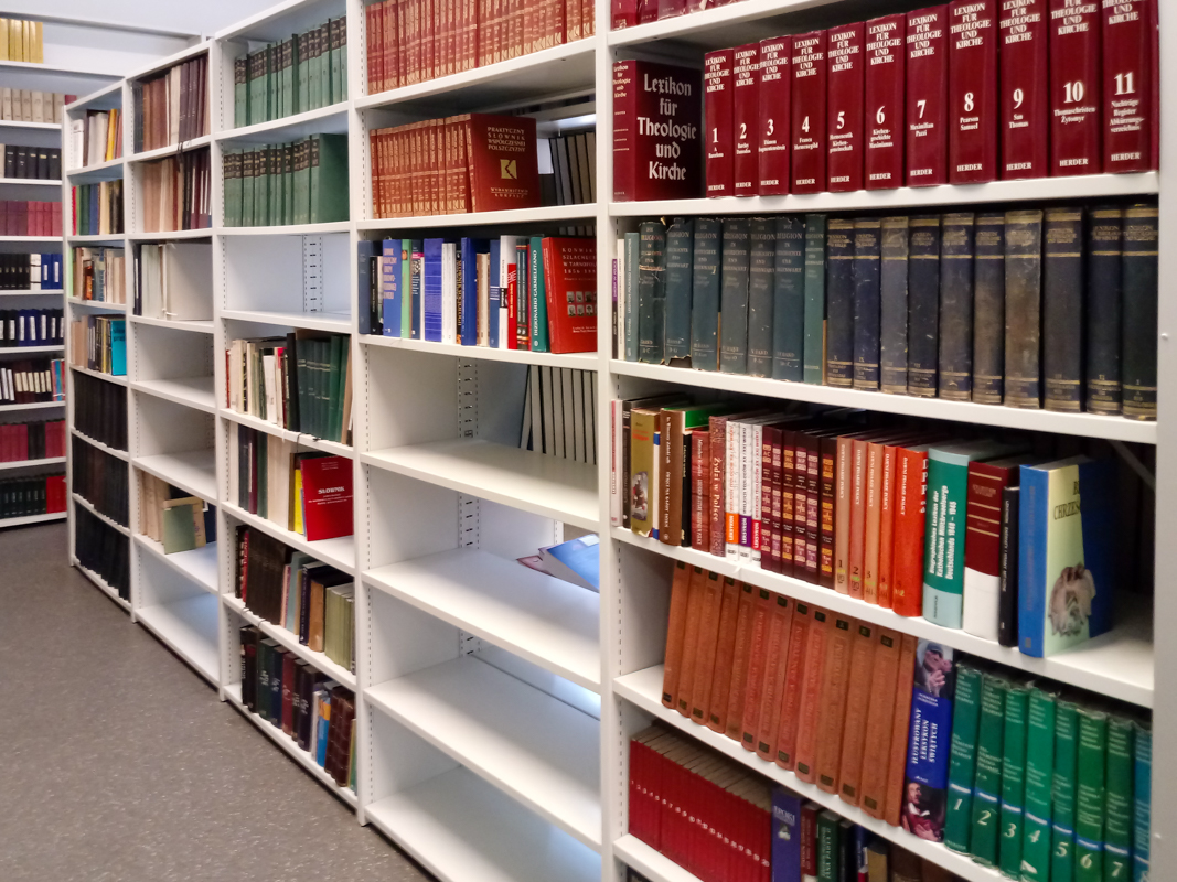 Biblioteka teologiczna w Katowicach