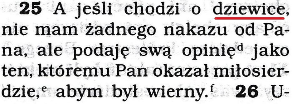 Przekład Nowego Świata wyd. pol. 1997