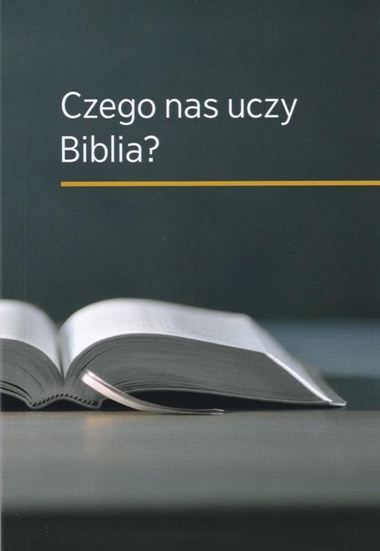 Czego nas uczy Biblia