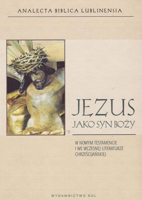 Jezus jako Syn Boży