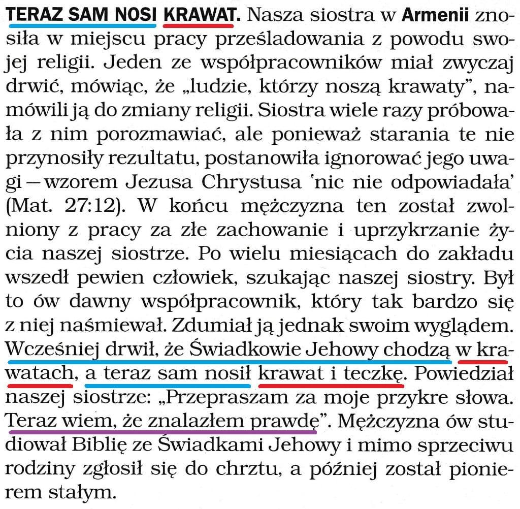 2011 Rocznik Świadków Jehowy