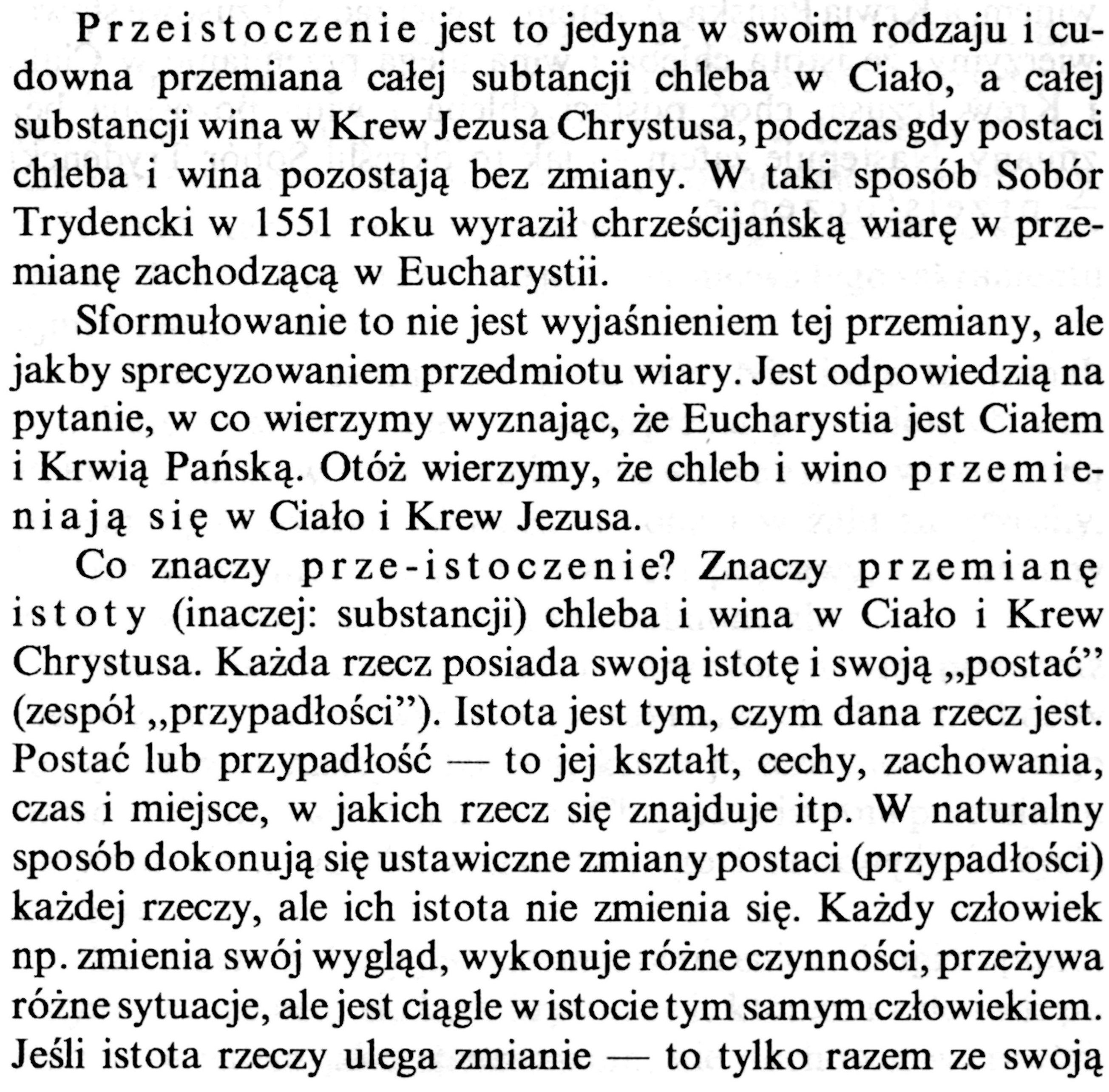 Czy wiem w co wierzę, ks. Andrzej Zuberbier