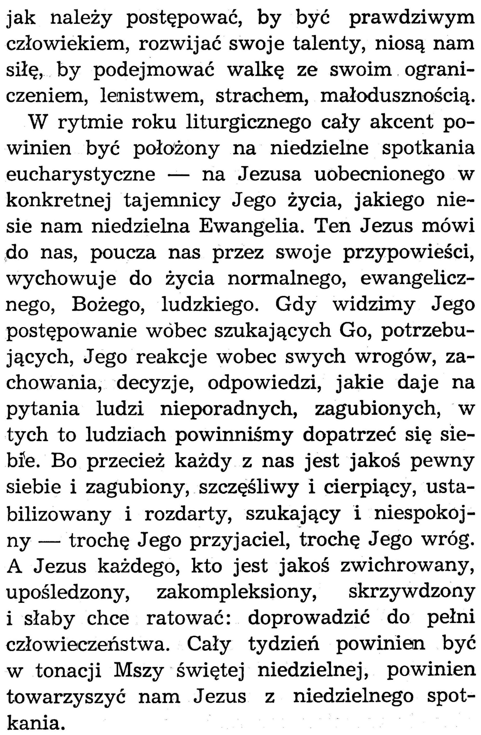 Zrozumieć Eucharystię