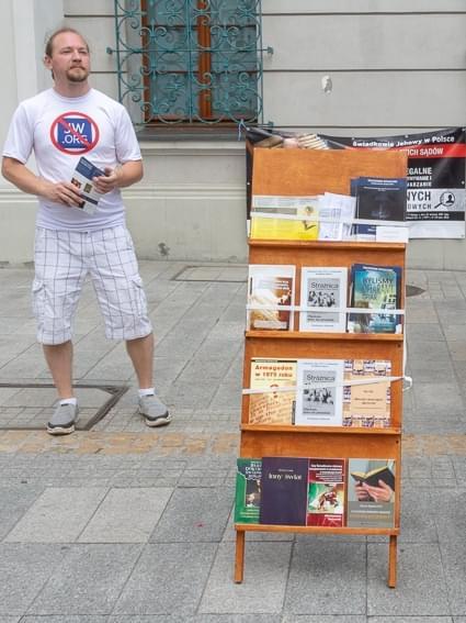 Akcja informacyjna Gliwice