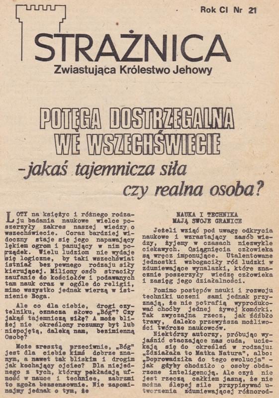 Strażnica 1980 Nr 21