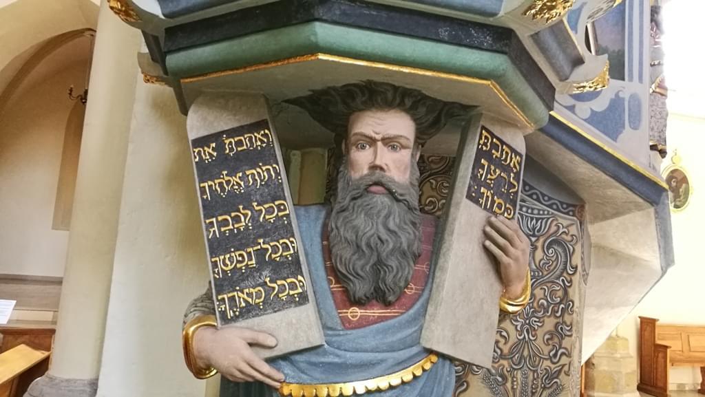 Złotoryja JHWH