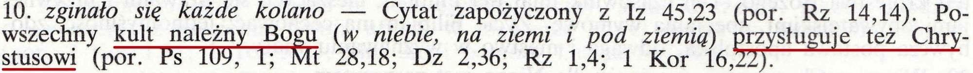 Biblia Poznańska Nowy Testament