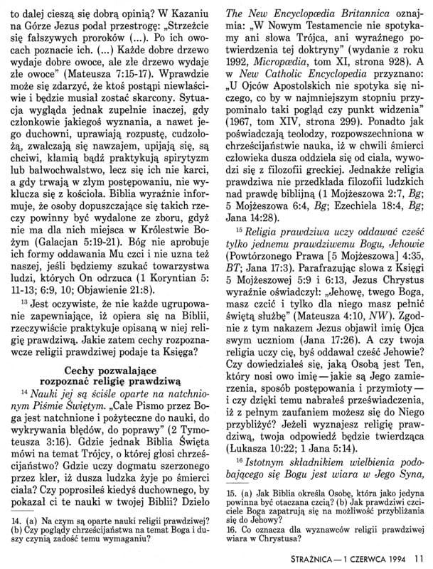 Strażnica 1 czerwca 1994