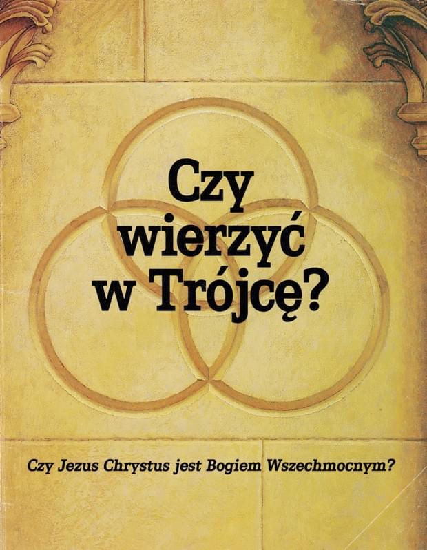Czy wierzyć w Trójcę?