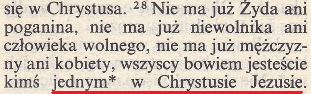 Biblia Tysiąclecia wyd. V
