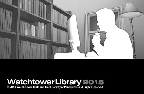 Watchtower Library 2015