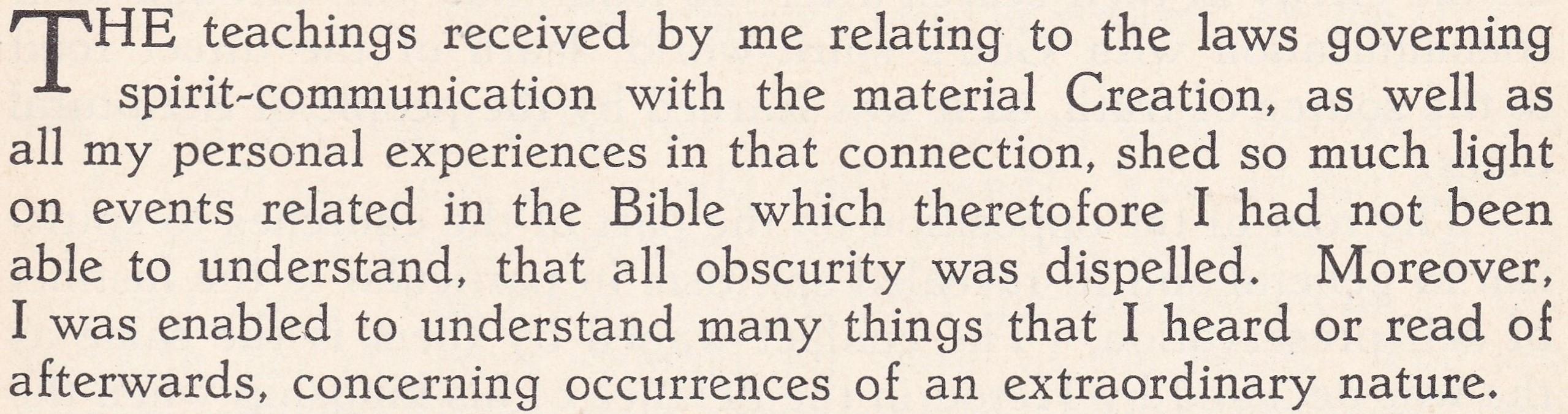 Johannes Greber Komunikowanie się ze światem duchów