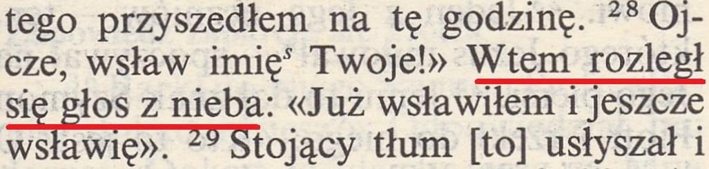 Biblia Tysiąclecia wyd.V
