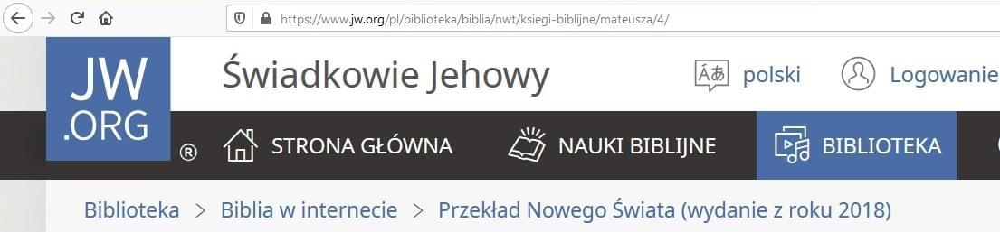 Biblia w Internecie