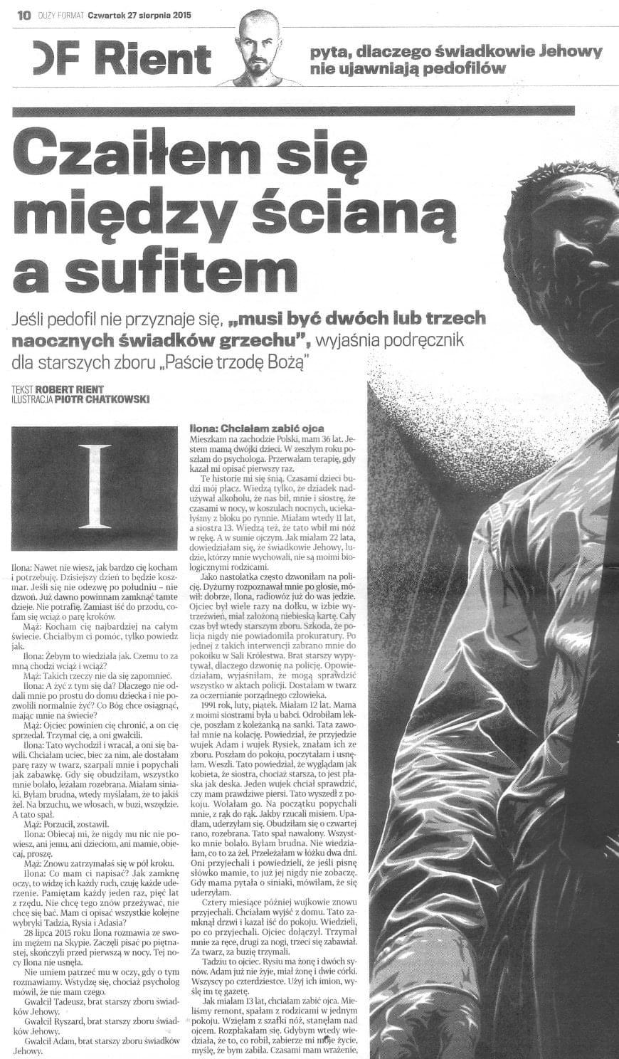 Gazeta Wyborcza - artykuł