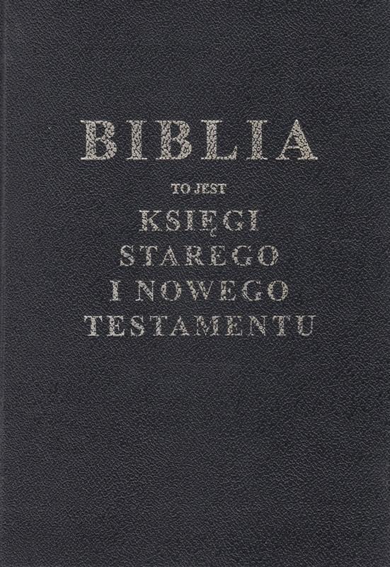 Biblia Jakuba Wujka wyd.III