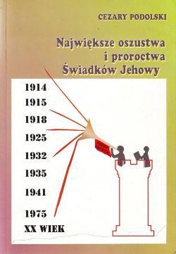 książki o Świadkach Jehowy